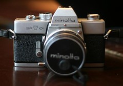 New to the Family (LifeAsIPictured) Tags: japan lens t minolta 101 nikkor sr countryfeelings lifeasipictureit