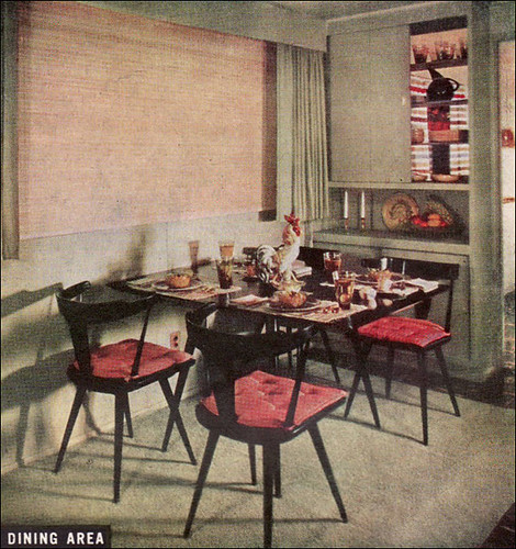 1950 Mid-century McCobb Dining Area