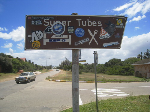Pointing the way to Supertubes