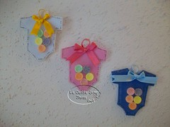 Corsage para baby shower modernos - Imagui