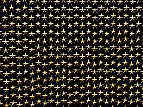 stars edited exposure