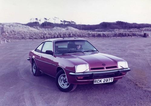 Opel Manta B 2.0SR Berlinetta 1979