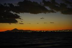 Mt.Fuji & Tokyo bay (24cut) Tags: