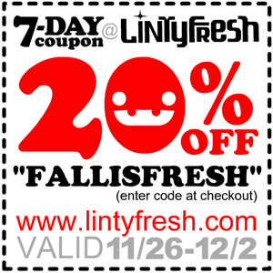 Fall Coupon!