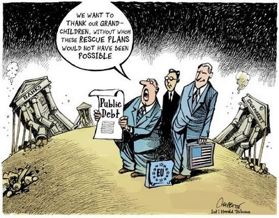 Heredarás la deuda