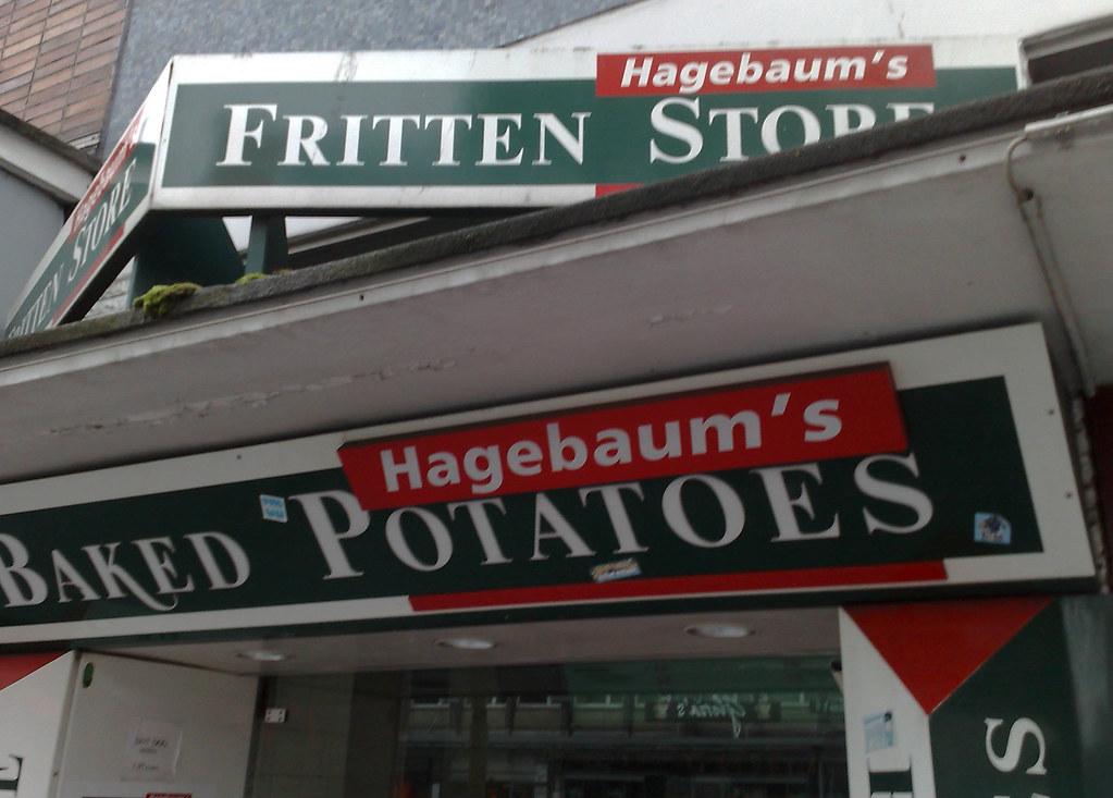Klischee oder Realität? Straßenszene in Bochum. (Foto: Christian Jaku