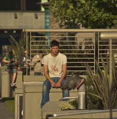 california IMG_2830 (Hen3k Hen3k) Tags: sanfrancisco california boy usa waiting thought dreaming 100 lincolnsquare