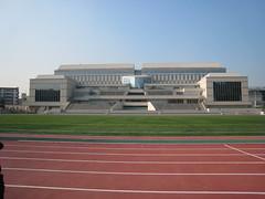 """Keio University"" ""Hiyoshi Campus"" (mimmi) Tags: japan lunch ace yokohama keiouniversity hiyoshicampus ace08 advancesincomputerentertainment2008"