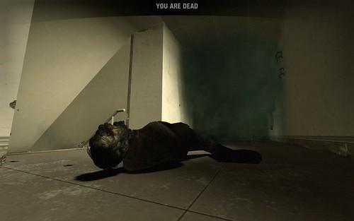 Left 4 Dead muerto