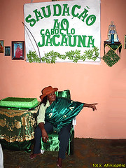 3116579828 b9706ca1d7 m - SAUDAÇÃO AO CABOCLO JACAÚNA NO ZUMBI DOS PALMARES