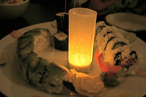 Zipang Sushi - rolls
