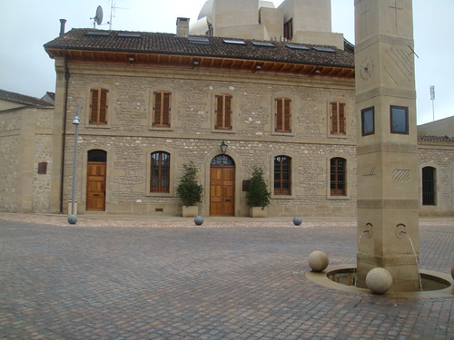 Edificios de la Bodega