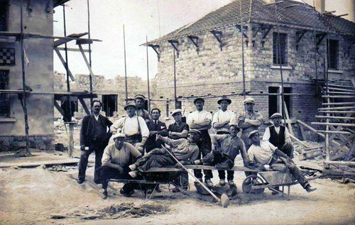 Compagnons en 1929-  1930