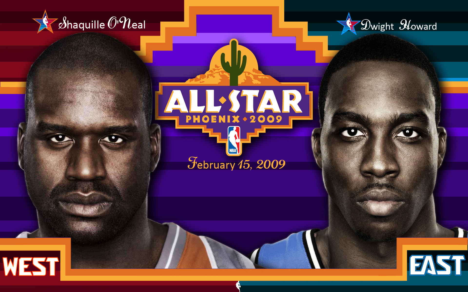 3126907735 930460c065 o 2009 NBA All Star Game Wallpaper (Shaq Howard)
