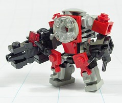 Sub Apoc: Red Tide (Tekka Croe) Tags: red tide hardsuit subapoc