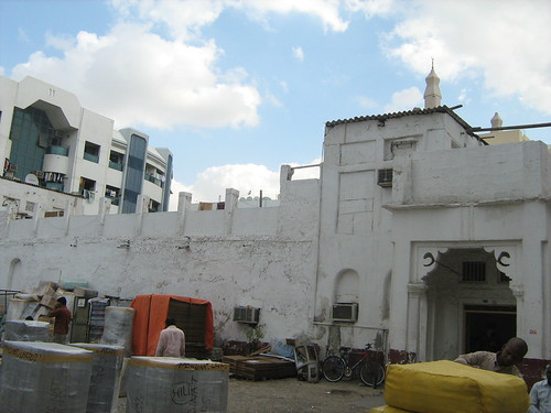 Old building at Diera, Dubai