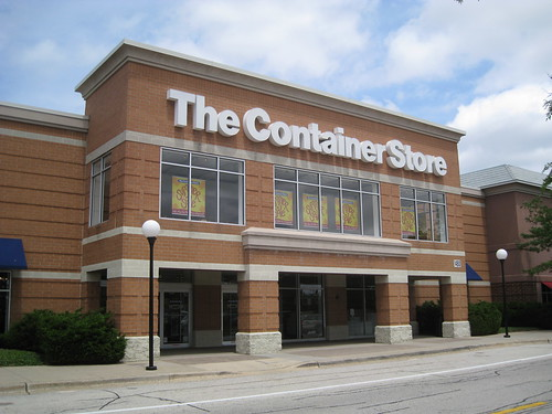 Container Store: selling organization 1
