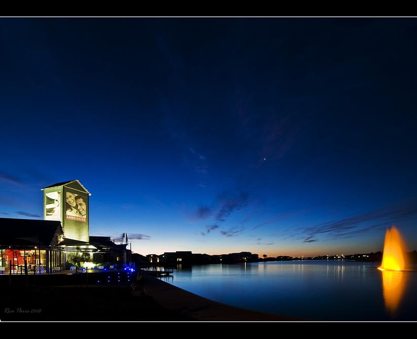 Blue Hour - Pakenham Lakeside