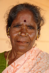 Neighbor Lady - Tiruvannamalai