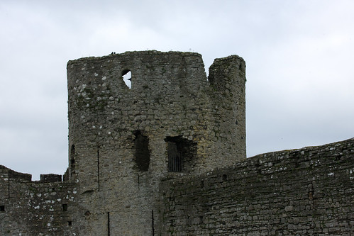 Trim   Norman Castle