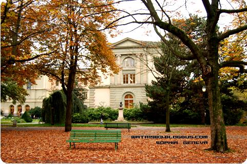 日内瓦大学校园
