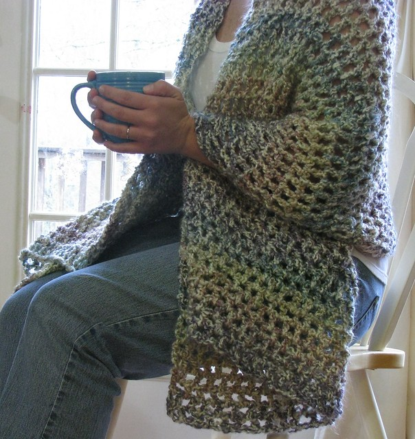 Free Crochet Pattern 20281-C Prayer Shawl / Healing Shawl : Lion