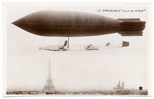 Lighter Than Air: The 'Ville de Paris' (1906)