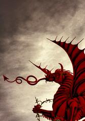 Mametz Dragon (StephanieForster) Tags: ieper fallen poppy worldwarone soldiers ww1 remembranceday greatwar firstworldwar ypres flandersfields somme meningate thiepval lastpost vimy rbl germancemetery royalbritishlegion mametz sanctuarywood vladslo shotatdawn 111108