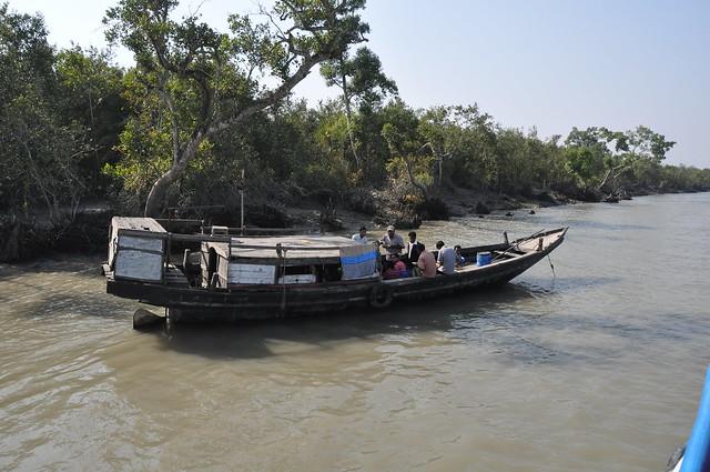 Sundarban fishermen