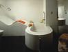 Inside Today's Home - bathroom by Charles Gwathmey (ouno design) Tags: white modern tile bathroom shower book mod 60s bath lounge modernism tub 70s minimalism minimalist charlesgwathmey insidetodayshome rayfaulkner sarahfaulkner
