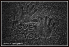 *~*BecausE i love you*~*(in explore..) ( S H I F F ) Tags: vacation holiday love beach print evening sand hands flickr you memories steps romance explore step memory romantic forever dslr maldives printed 2009 shif canon450d schiphaxa shifaza schiphaxasphotography