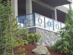 Durarail Deck Glass Railing