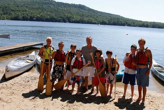 Maine Camp Experience - Boys