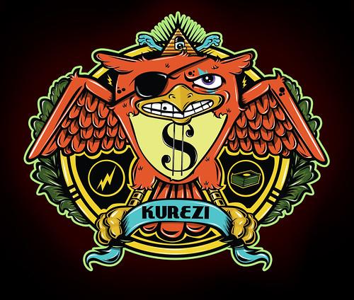 Kurezi logo by Im Sugar Coated