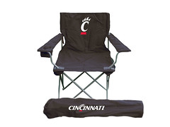 Cincinnati TailGate Folding Camping Chair