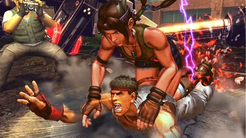Street Fighter X Tekken for PS3 and PS Vita