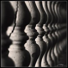 Luces y sombras (J.R.Rey (OFF)) Tags: light sunset shadow bw luz stone atardecer nikon focus sombra piedra d90