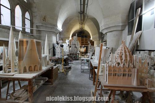 anthoni gaudi's lab work