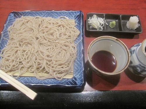 もりそば@蕎麦切り屋(東長崎)
