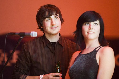 Kevin Rose and Micki Krimmel
