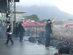 good charlotte at the Coke Festival-2