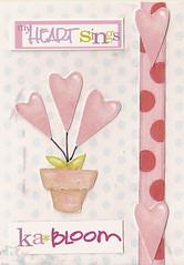 my heart sings ka#bloom