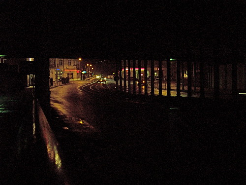 Katowice railway underpass