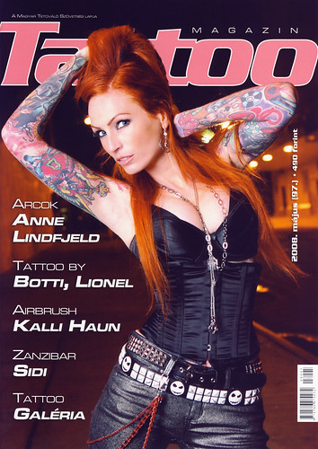 Hungarian Tattoo Magazine (May (Set)