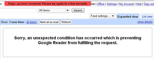 reader problem may 08
