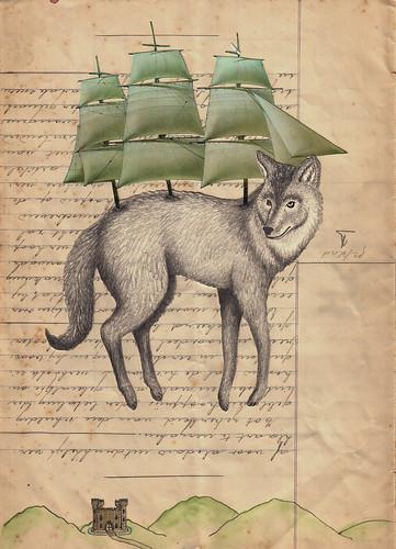 foxship3 by iiiinga.