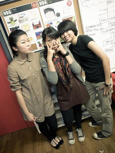 Shing, Hafi & Charmaine