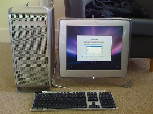 Mac, na kterém bylo vytvořeno logo Firefoxu, je na prodej