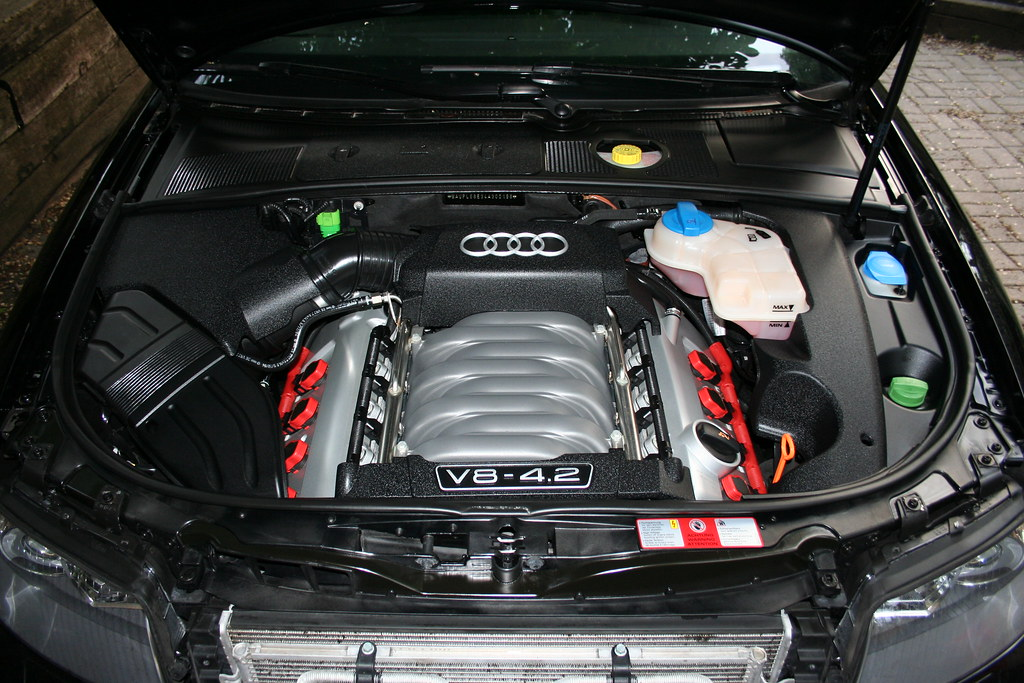 WARNING: S4 engine cleaning