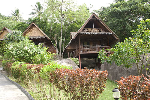 2 Storey Bungalow at Koh Tao Royal Resort